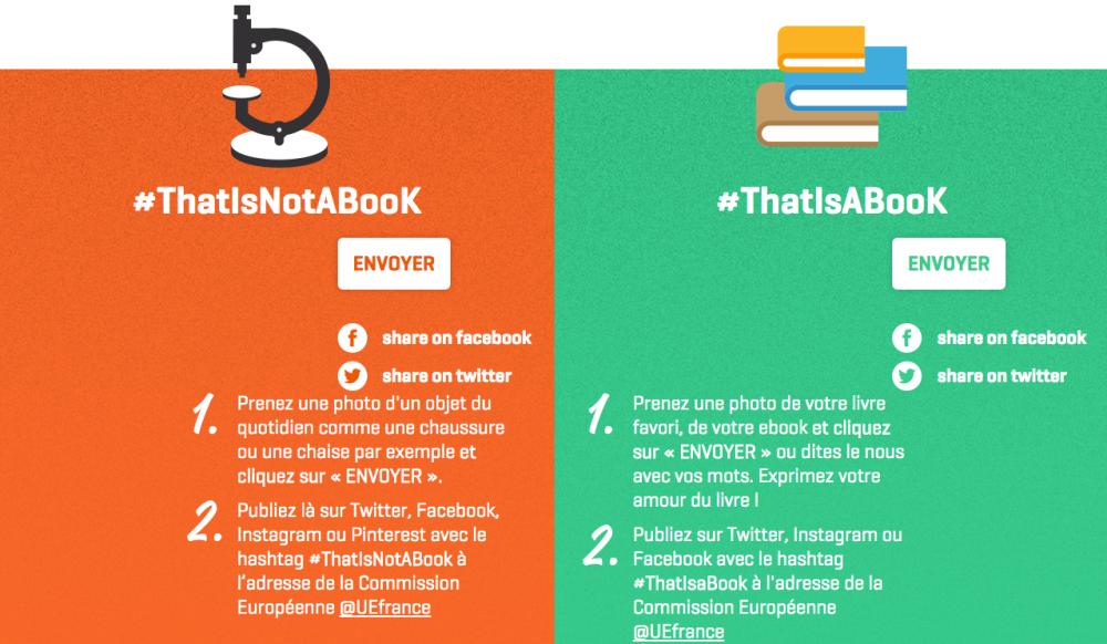 Campagne du SNE contre la TVA à 20% sur les livres numériques