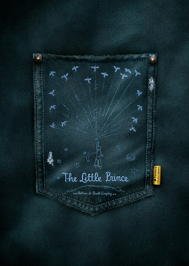The little pince - Saraiva - outdoor