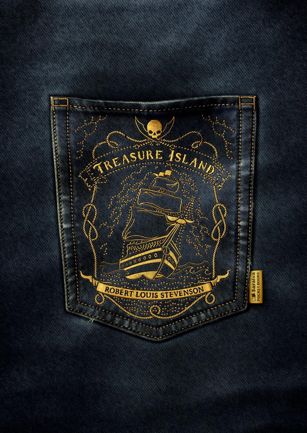 Treasure island - Saraiva - outdoor