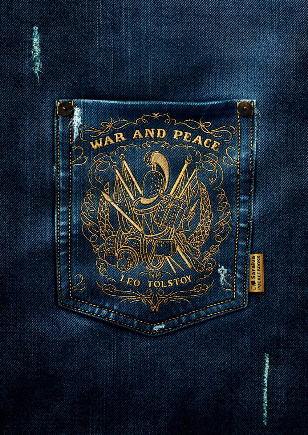 war and peace - saraiva - outdoor