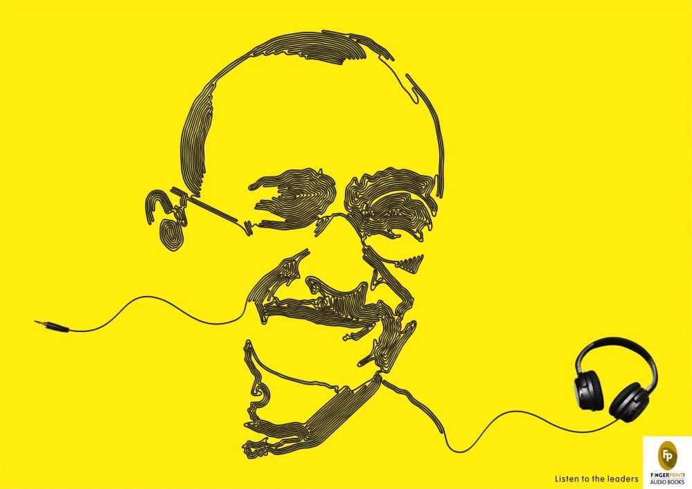 Gandhi Fingerprint Inde JemLaCom